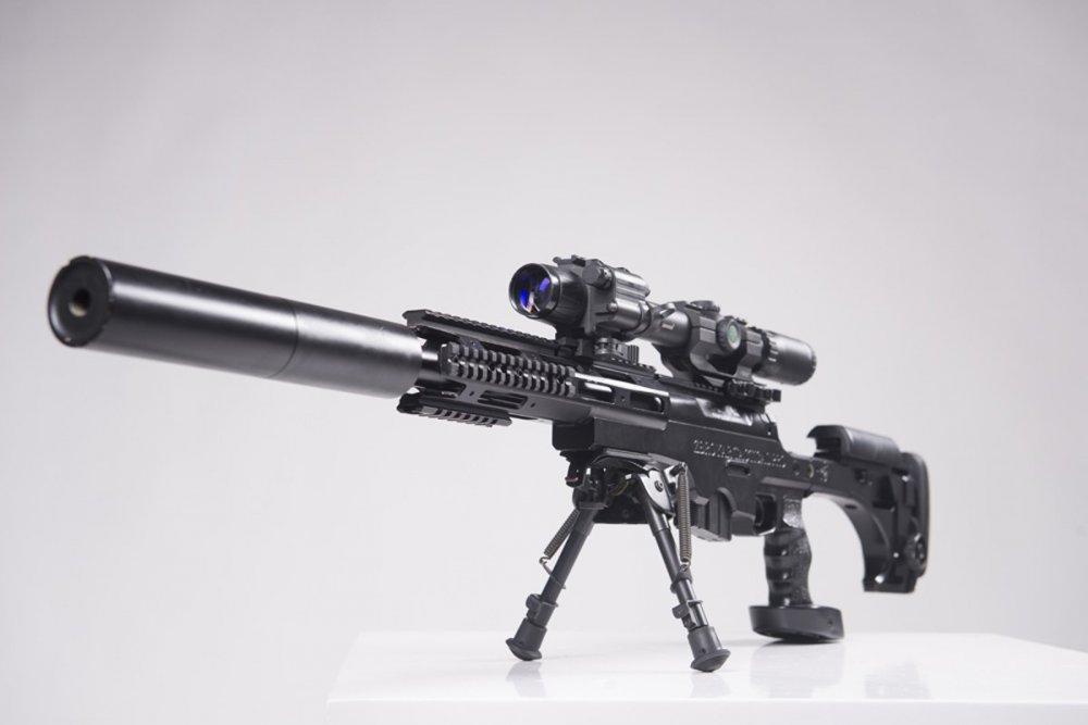 VPR-308. Снайперская винтовка. (Украина)