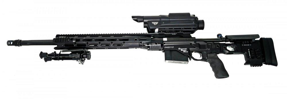 ХМ2010. Снайперская винтовка. (США)
