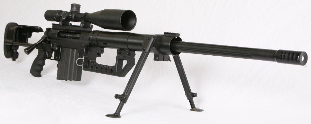 CheyTac Intervention M200. Снайперская винтовка. (США)
