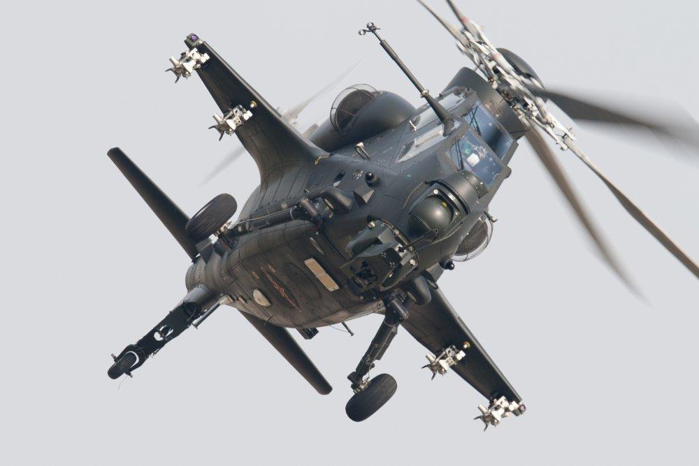 CAIC WZ-10. Ударный вертолет. (Китай)