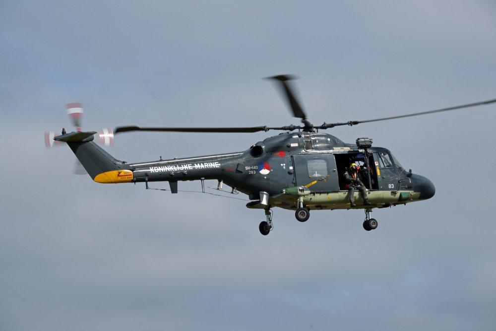 Westland Lynx. Многоцелевой вертолет. (Англия)