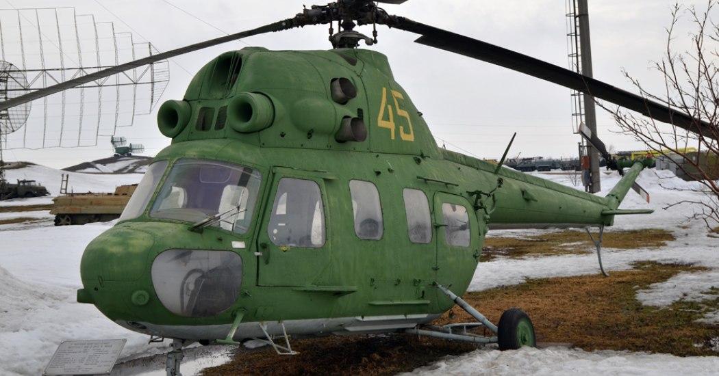 Ми-2. Многоцелевой вертолет. (СССР - Польша)