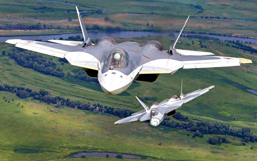 НАТО присвоил Су-57 код «Уголовник»