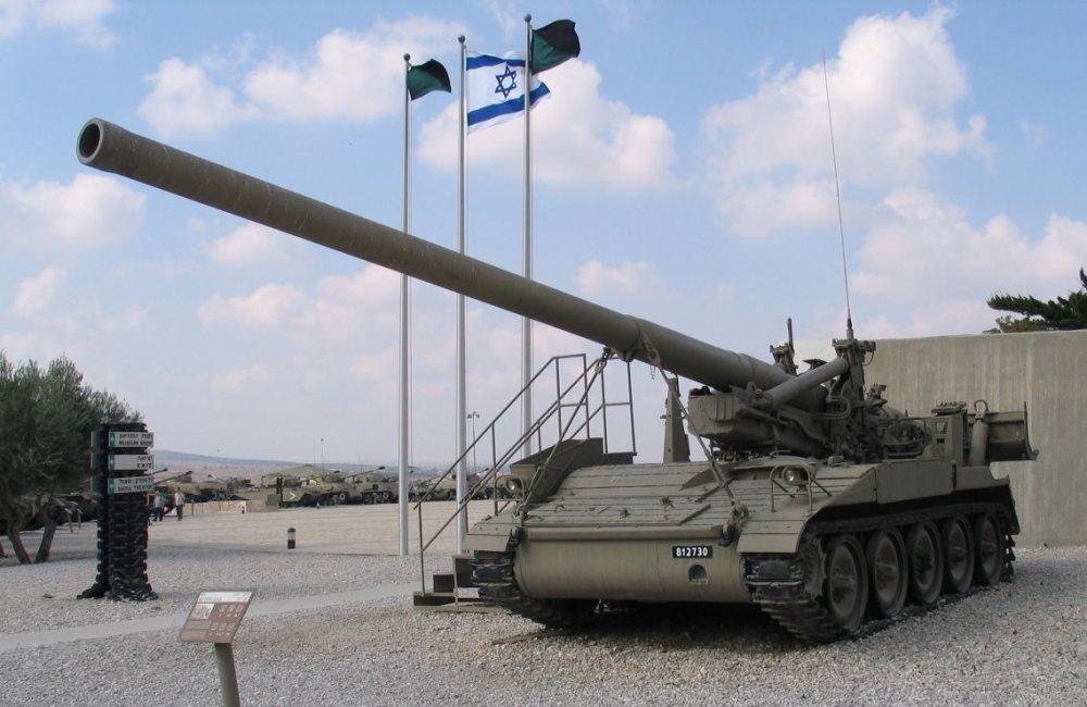 M107. САУ. (США)
