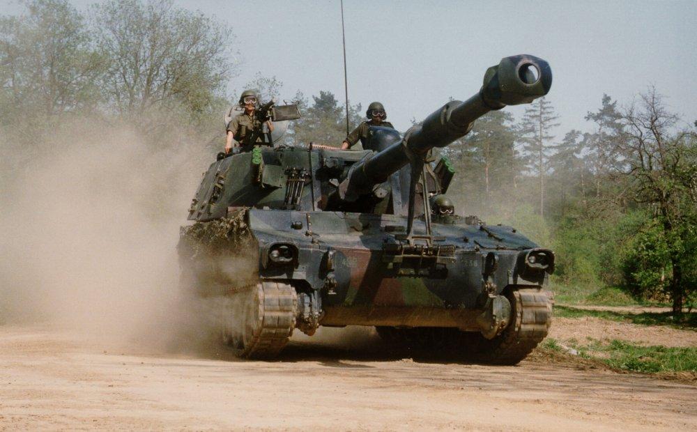 M109. САУ. (США)