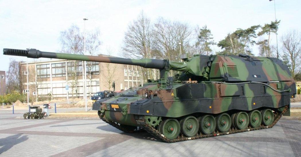 PzH-2000. САУ. (Германия)