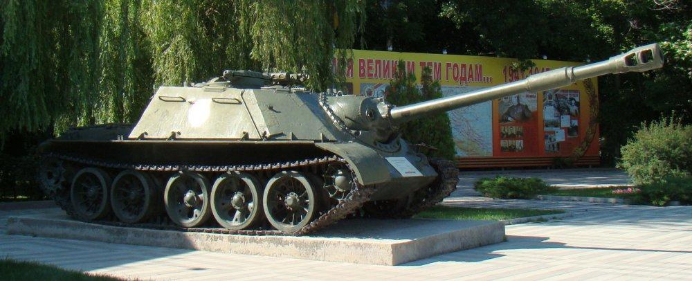 СУ-122 (Объект 600). САУ. (СССР).