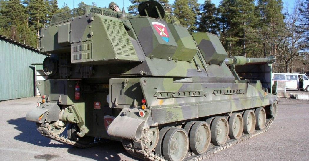 AS-90 «Braveheart». САУ. (Англия)