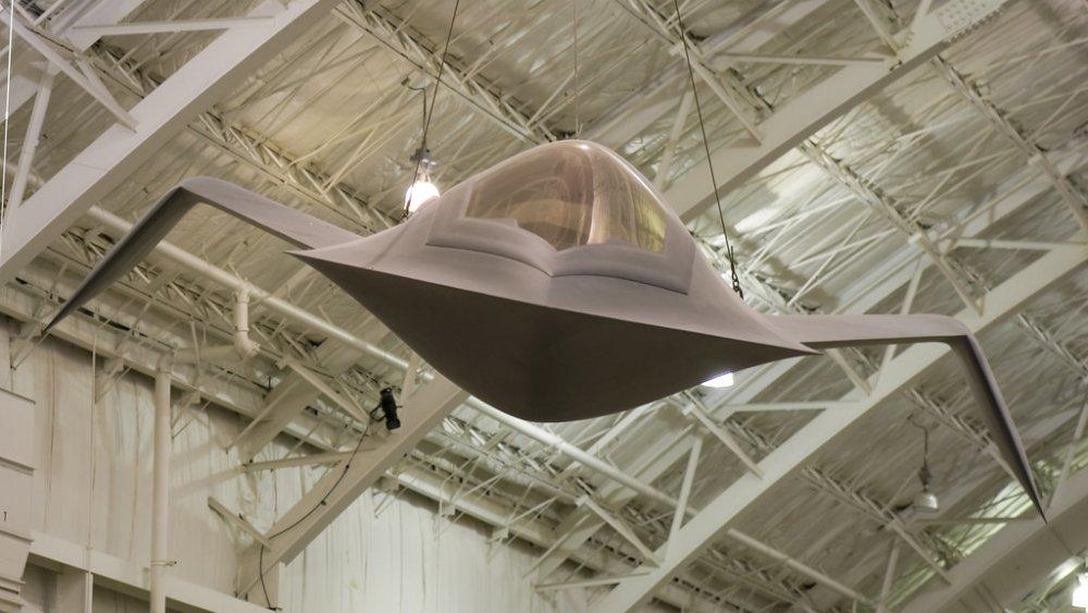 Boeing Bird of Prey. Экспериментальный самолет. (США).