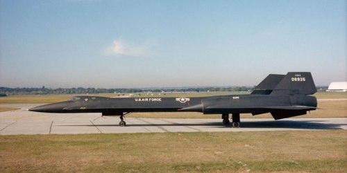Lockheed A-12. Высотный самолет-разведчик. (США).