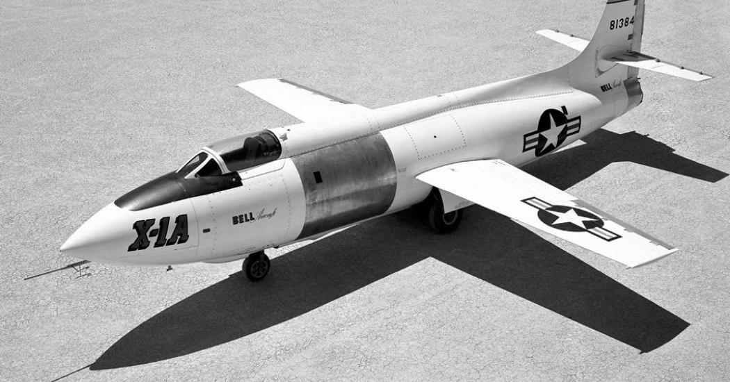 Bell X 1 6