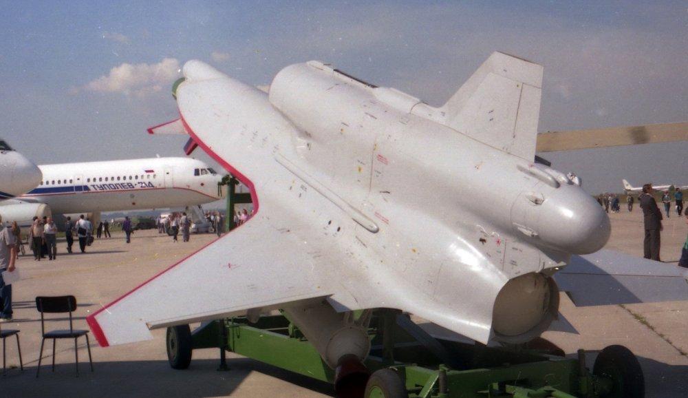 Ту-300 «Коршун-У». Ударный БПЛА. (СССР-Россия)