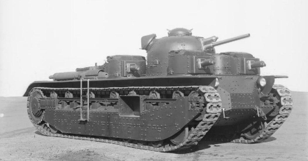 A1E1 «Independent». Тяжелый танк. (Англия)
