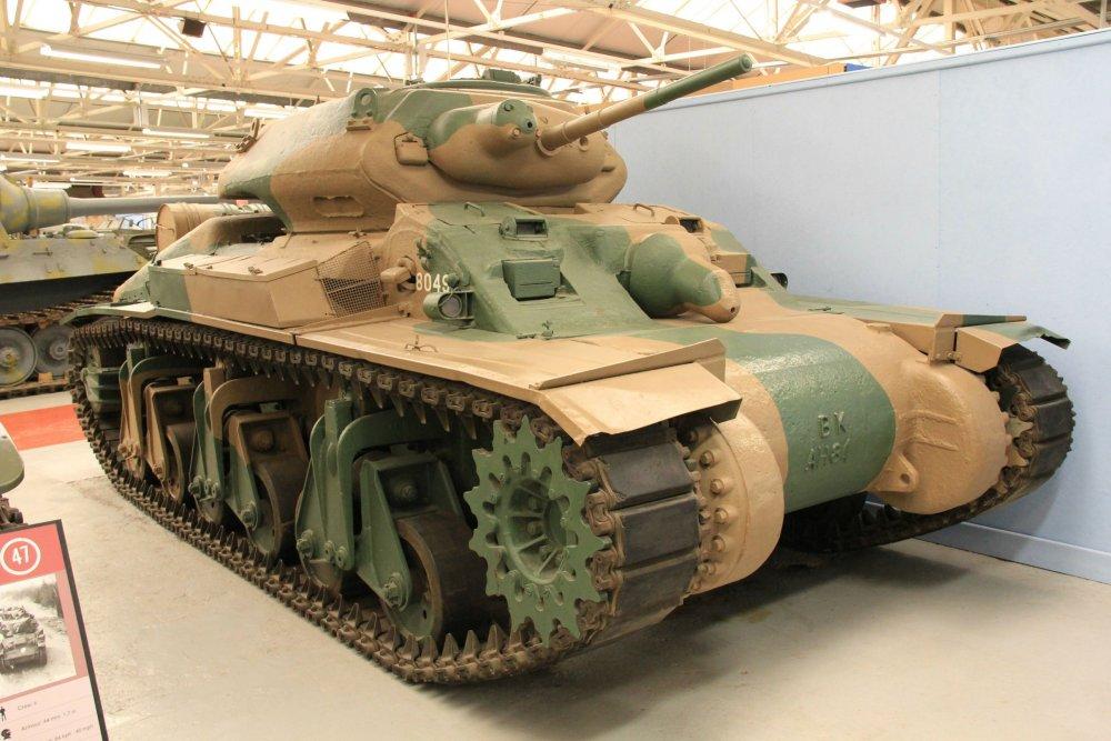 Sentinel. Средний танк. (Австралия)