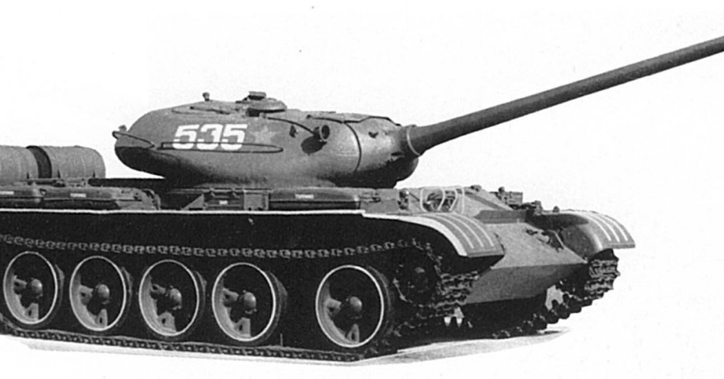 Т-54. Средний танк. (СССР)