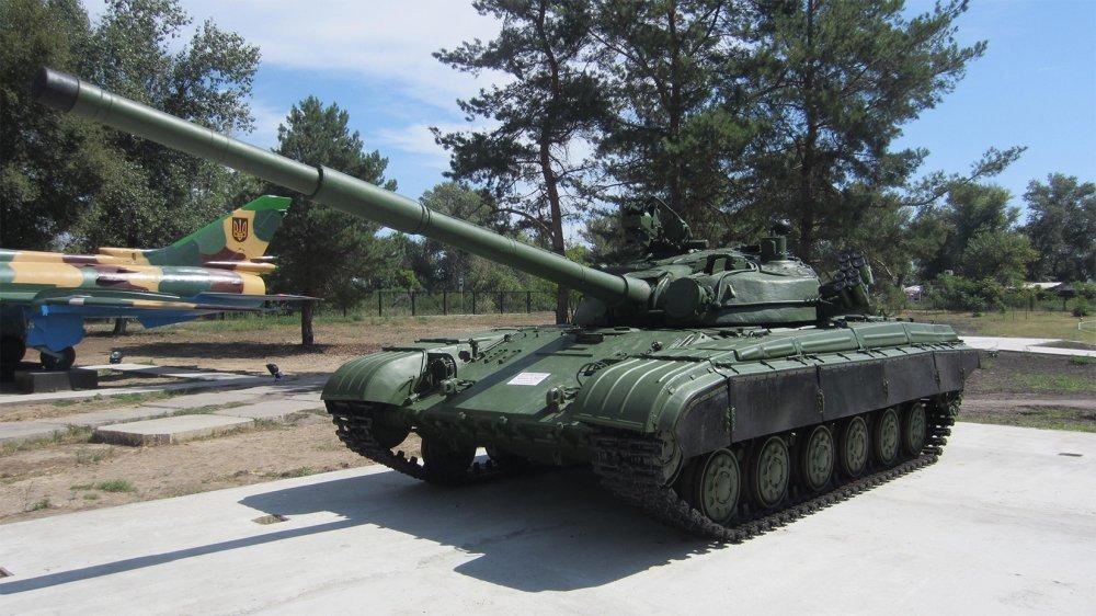 Т-64. Основной Боевой Танк. (CCCР)