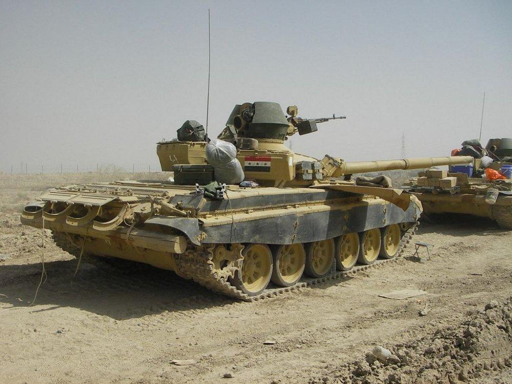 Т-72. Основной Боевой танк. (СССР-Россия)