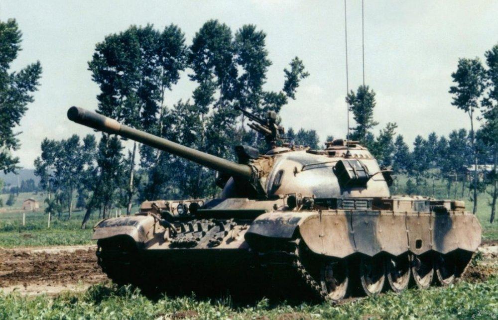 Type 59, Тип 59, WZ-120. Средний танк. (Китай)