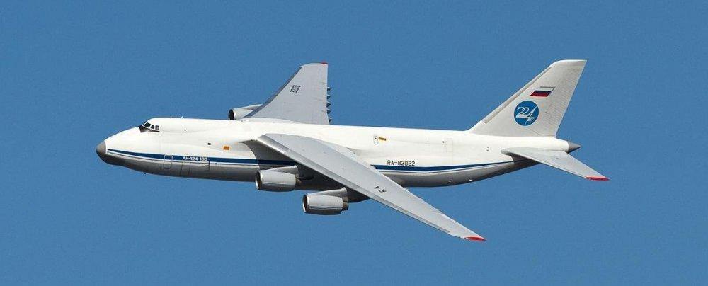 Ан-124 «Руслан» (СССР-Украина-Россия)