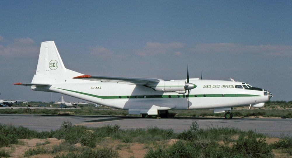 Ан-8. Транспортный самолет. (СССР)