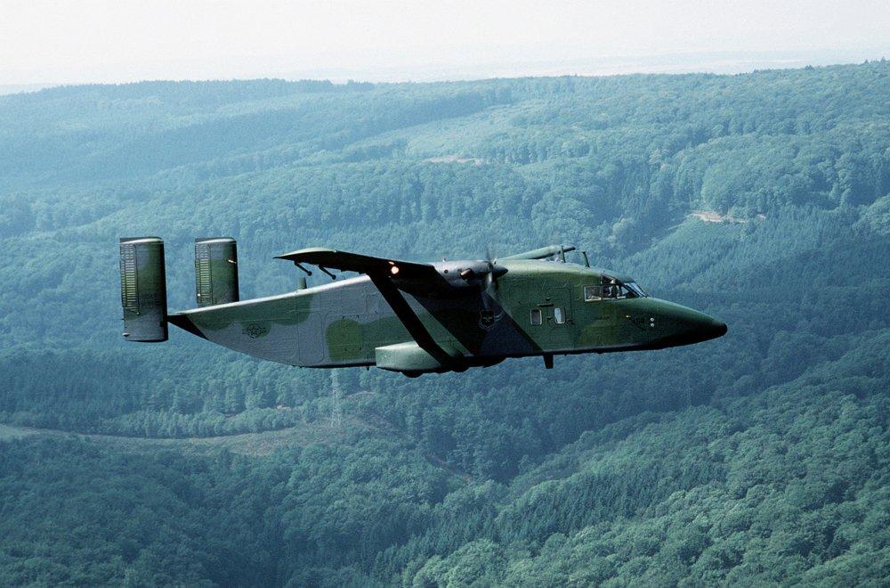 Short C-23 Sherpa. Транспортный самолет. (Англия)