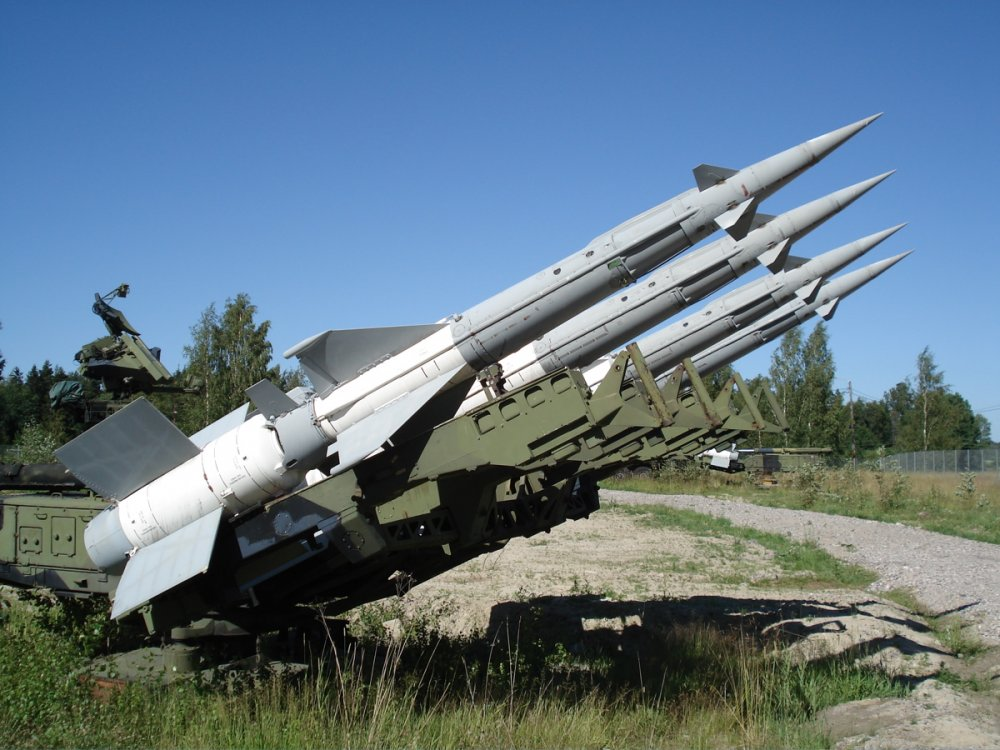 С-125 «Нева», «Печора». ЗРК. (СССР)