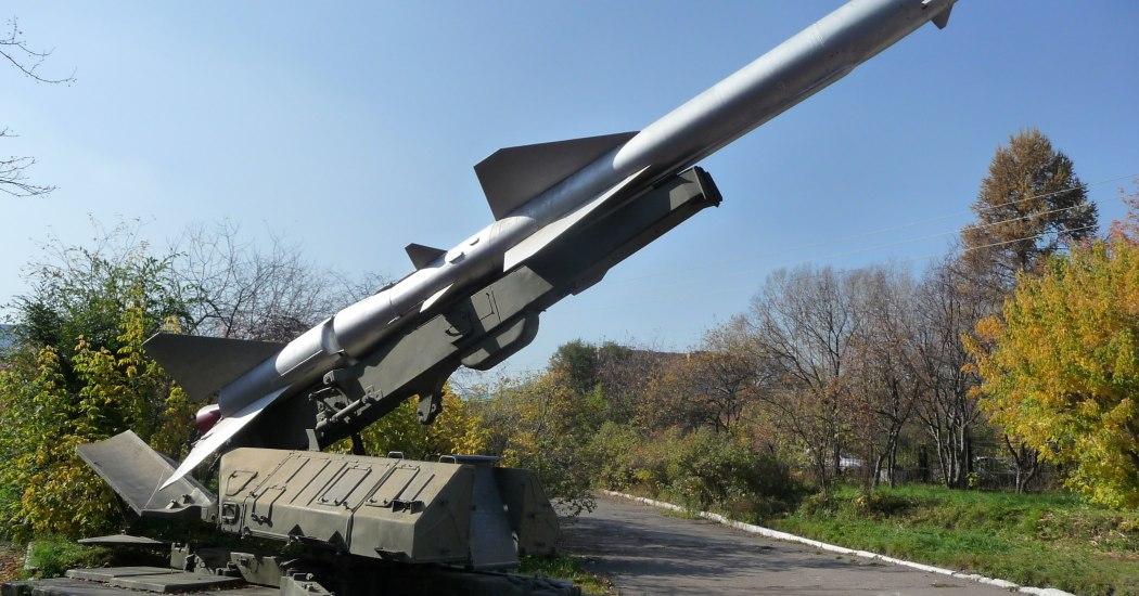 С-75 «Двина». ЗРК. (СССР)