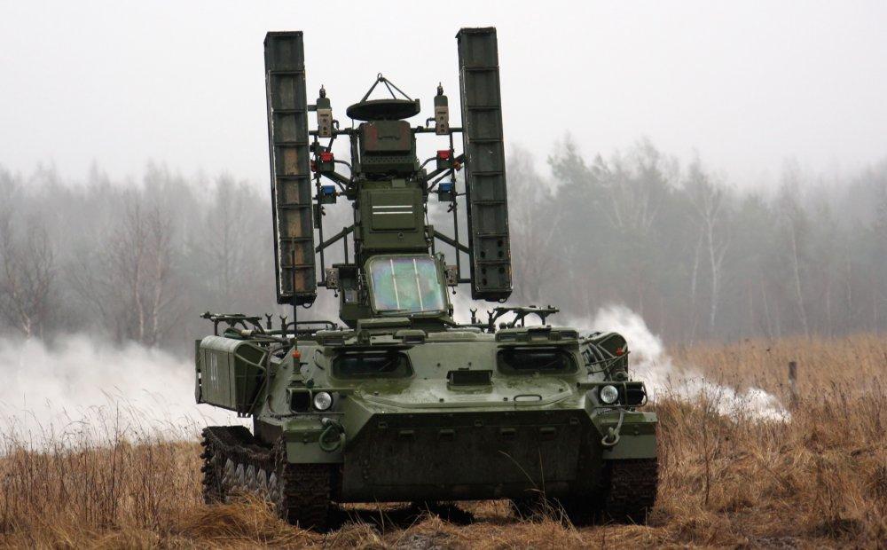 «Стрела-10». ЗРК. (СССР)