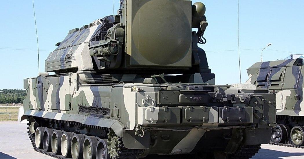 """9К330 """"Тор"""". ЗРК. (СССР-Россия)"""