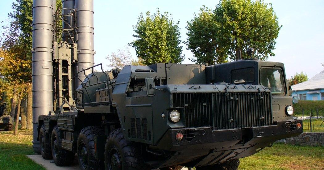 С-300П / С-300ПТ. ЗРК. (СССР-Россия)
