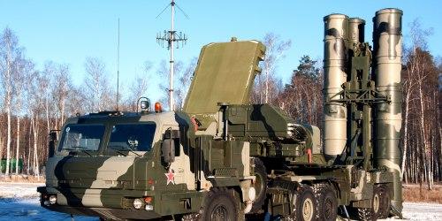 С-400 «Триумф». ЗРК. (Россия)