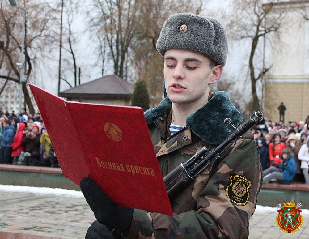 Весной в армию Республики Беларусь призовут около 10 тысяч человек