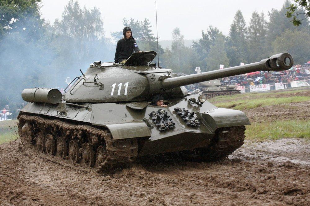 The National Interest вспомнил о советском тяжелом танке ИС-3