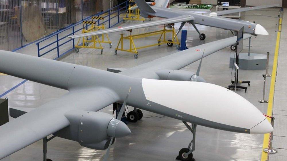 Завод по производству ударных беспилотников начали строить под Москвой