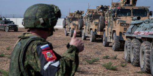 Какие задачи решают ВС РФ в Сирии в 2021 году?