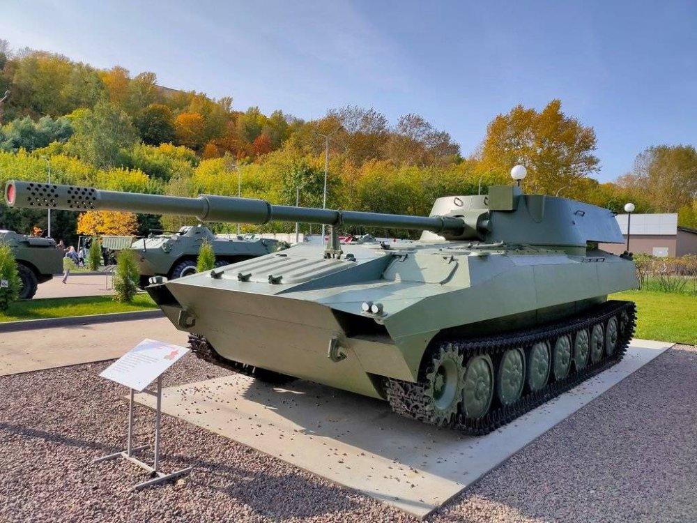 """2С15 """"Норов"""": советский уникальный опытный """"убийца танков"""""""