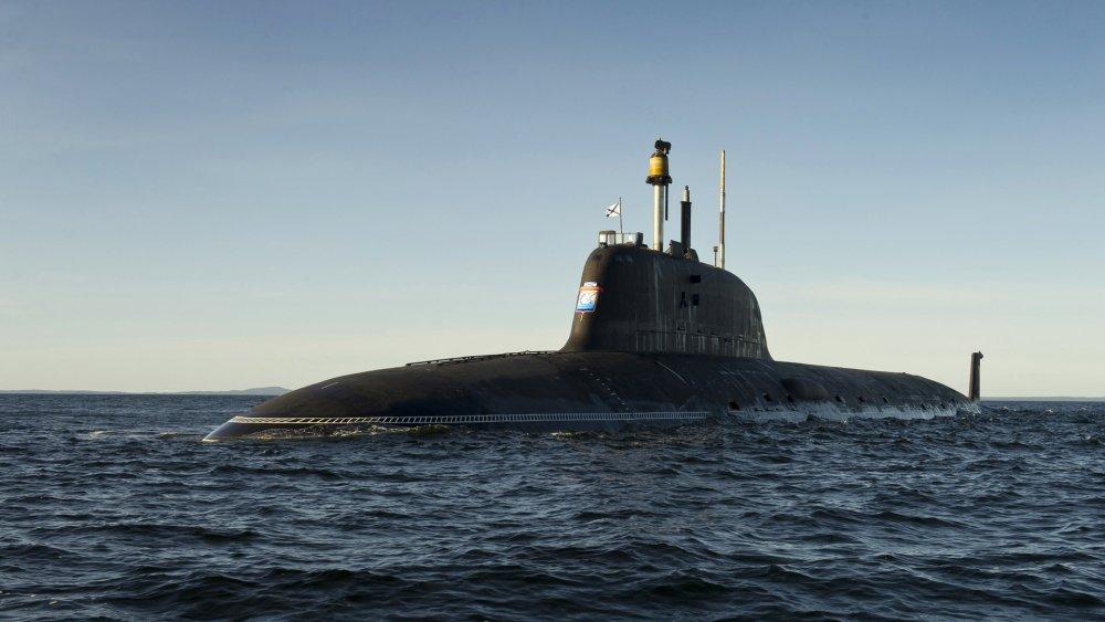 """""""Новосибирск"""" - атомная подводная лодка вышла в Белое море для испытаний"""