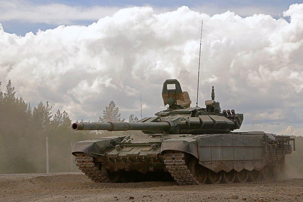 Журнал Popular Mechanics оценил защиту танка Т-72Б3