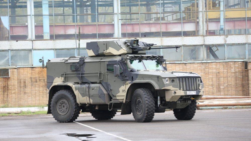 """""""Тайфун-ВДВ"""" и 30-мм скорострельная пушка с уникальными параметрами"""