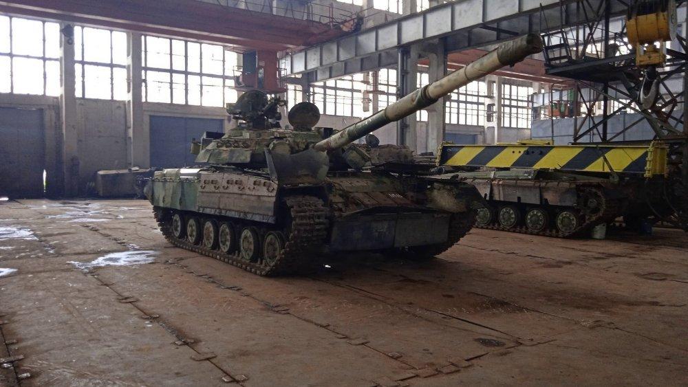 """Неудачный украинский танк """"Объект 478ДУ"""" решили восстановить"""