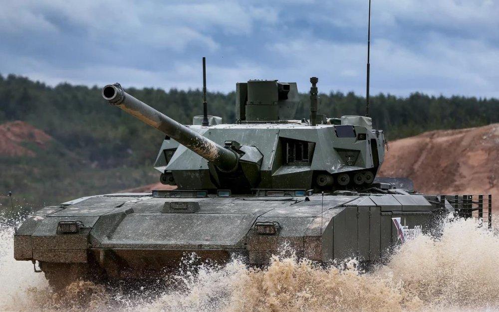 """Серийное производство танка """"Армата"""" начнется в 2022 году"""