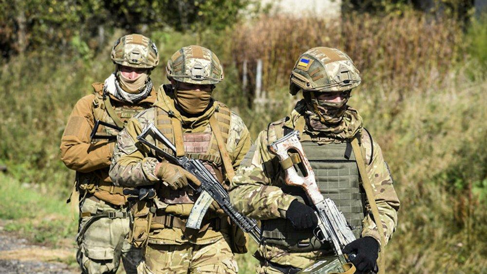 Армия Украины при помощи США отработала бои с населением