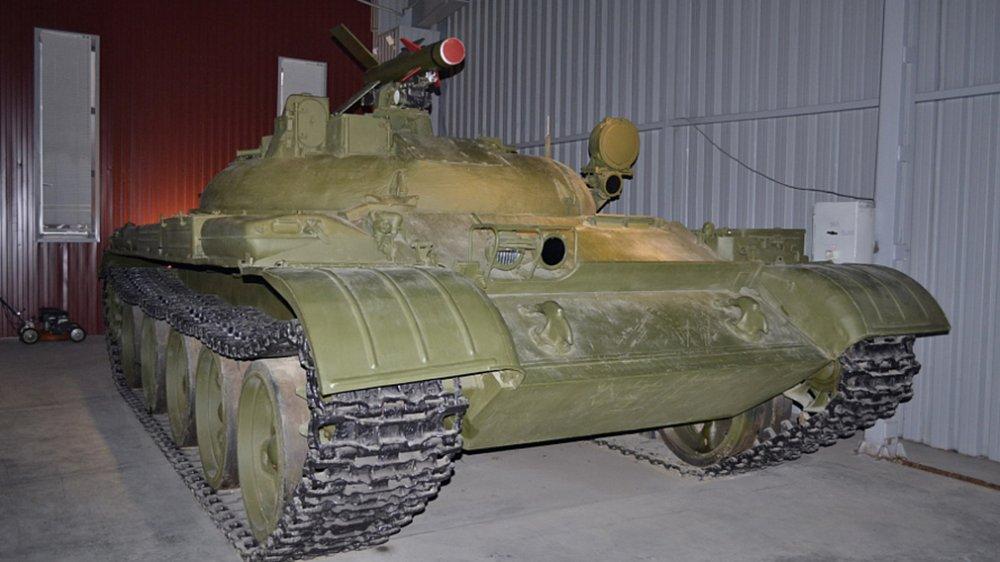 """""""Объект 150"""": испытания единственного в мире ракетного танка ИТ-1"""