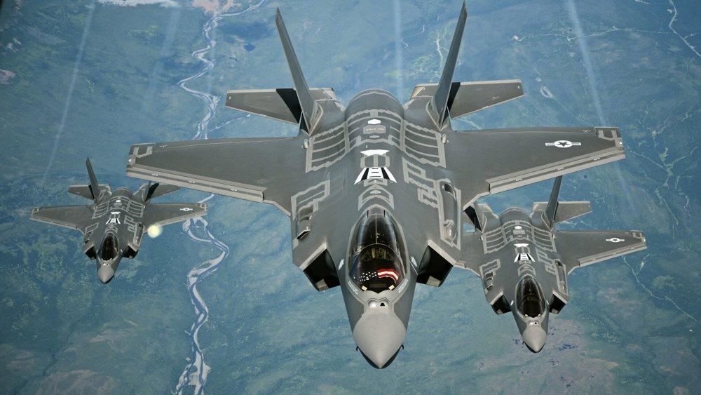 Пентагон отказался от новых закупок F-35