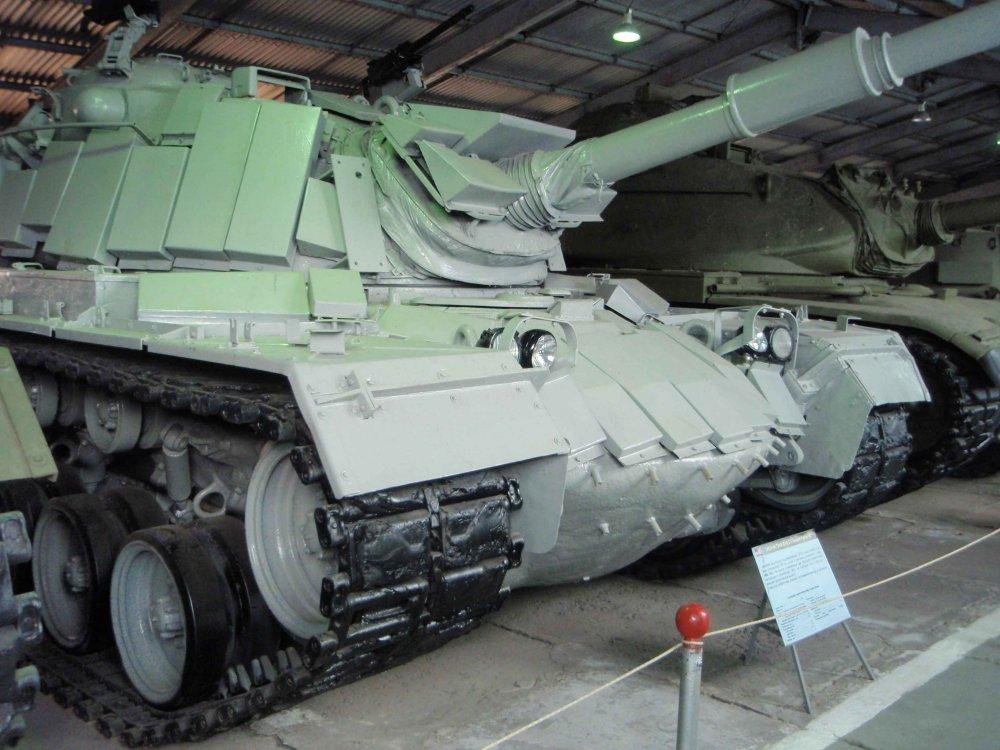 Израильский танк помог СССР создать динамическую защиту