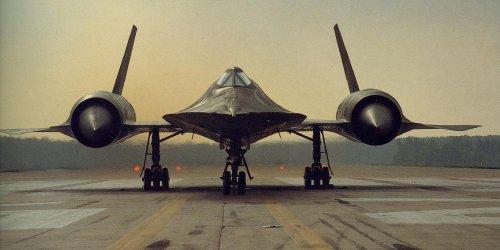 Как СССР едва не получил секреты самолета-разведчика SR-71 Blackbird