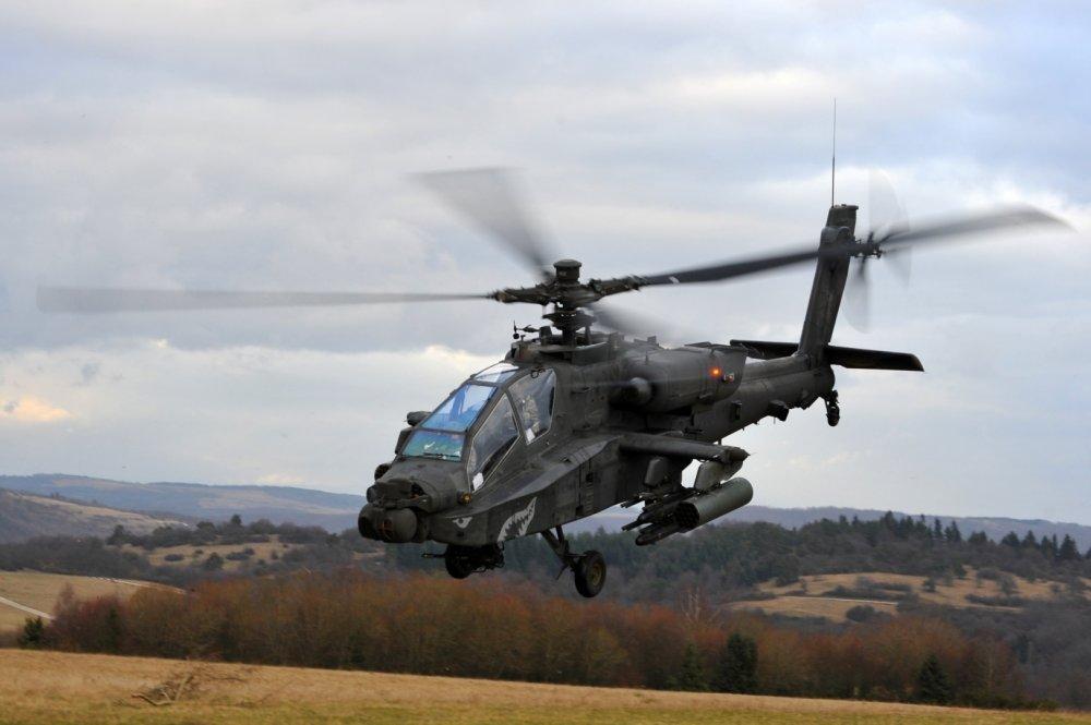 Вертолеты Apache беззащитны перед ПВО России и Китая