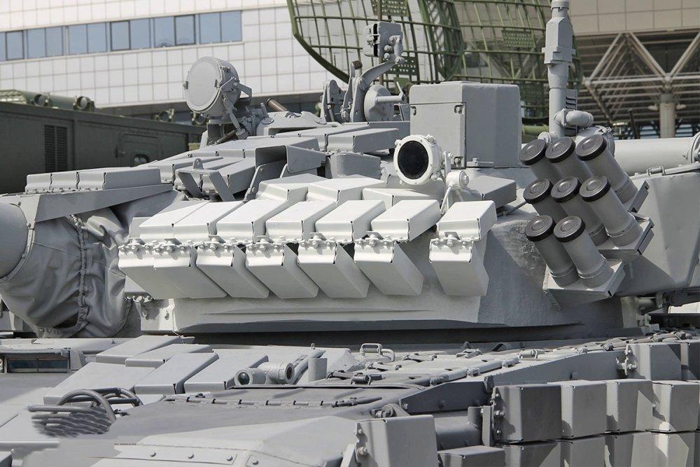 Модернизированный белорусский Т-72БМЭ показали на MILEX-2021