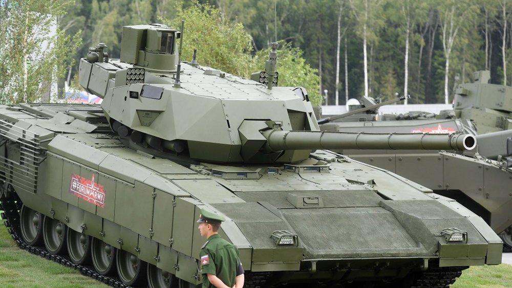 Планы Вооруженных сил РФ на современное вооружение