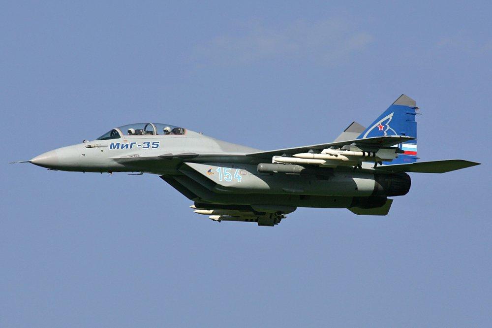 МиГ-35 завоюет господство в воздухе